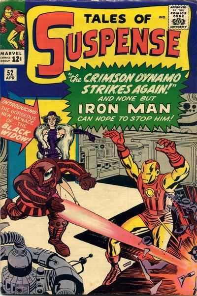 Tales of Suspense #52