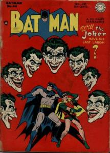 The Joker from Batman #44, January 1948