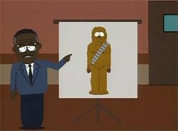 Maybe AIG can use the Chewbacca defense to make some sense out of all of this