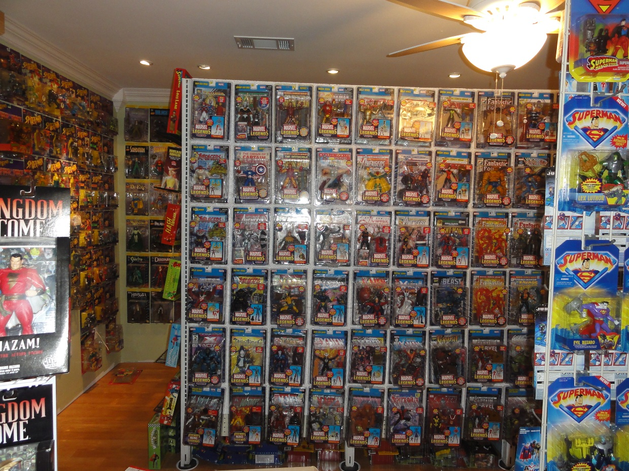 Got A Comic Room Showcase It Here Collectors Society